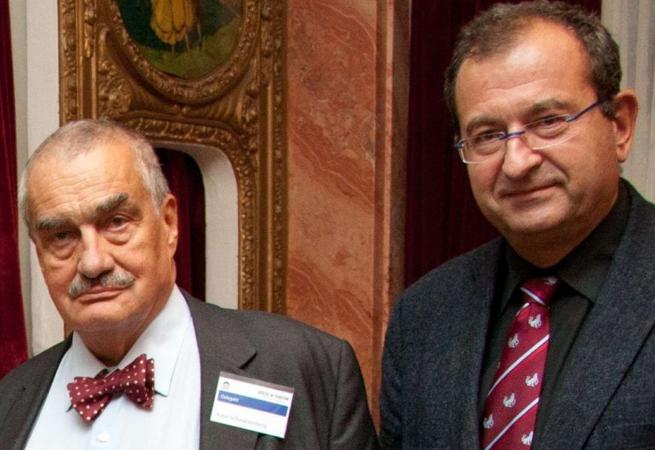 Schwarzenberg a Höschl - Pán a jeho sluha - Forum 2000 [1]