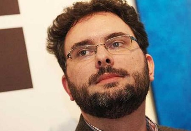 Erik Tabery vrchní havloid z Respektu