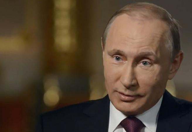 Vladimir Vladimirovič Putin - Prezident Ruské federace