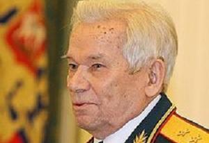Michail Timofejevič Kalašnikov