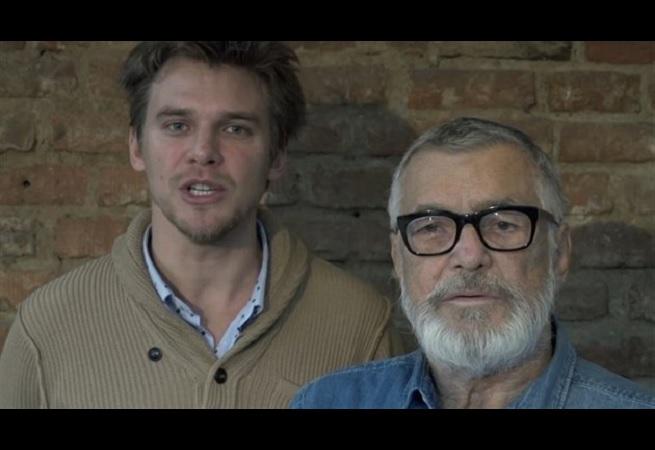Vojta Dick Dyk a Jirka Narcis Bartoška | reprofoto: youtube.com